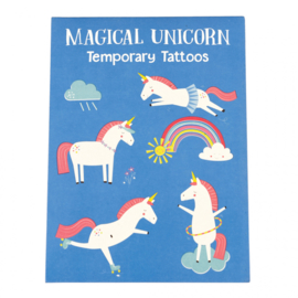 Rex London - Magical Unicorn Temporary Tattoos (2sheets)