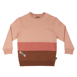 Carlijn Q - Sweater with Embroidery Candy