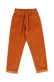Lily Balou - Staf Trousers Rust