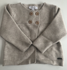 Bellybutton - Beige Knitted Cardigan 62
