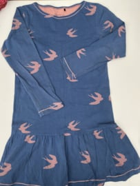 Alba - Skylar Dress Birds 140