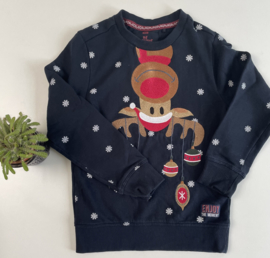 WE – Rudolph the red nose reindeer trui 134/140