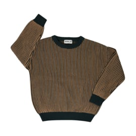 Carlijn Q - Knitted Sweater Backpack