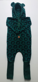 ZZZ - Green Lions Jumpsuit 110