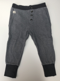 Alba - Hai Button Pants Grey 92/98