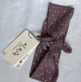 Alba - Hana Bandana Dusty Purple 2/3 jaar