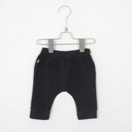 Lötiekids - Baby Pants Solid Vintage Black