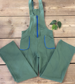 DUC - Green Dungarees 116