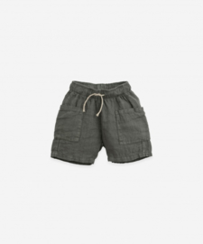 Play Up - Linen Shorts with Large Pockets Cocoon