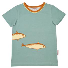 Baba Kidswear - T-Shirt Boys Fish Ether