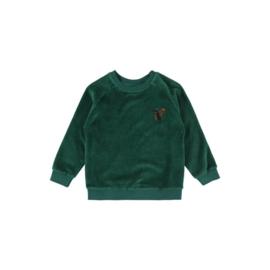Lily Balou - Joe Sweater Evergreen