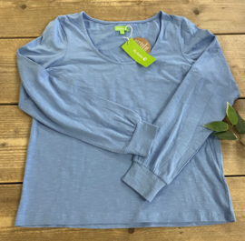 Lily Balou Ladies - Isolde Top Ice Blue S