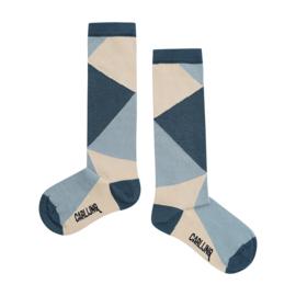 CarlijnQ - Knee Socks Color Block