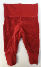 Lindex - Rood Velours 56