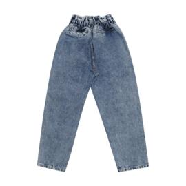 CarlijnQ - High Waist Pants Denim