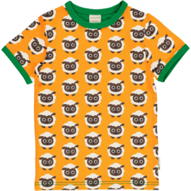 Maxomorra Classic -  Short Sleeve Top Sheep