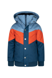 4 Funky Flavours - Jacket Orange Blank