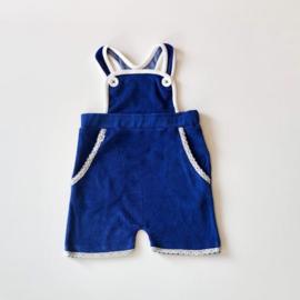 Alba - Gert Short Crawlers Solidate Blue