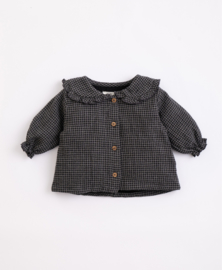 Play Up - Tunic with Vichy Pattern Frame