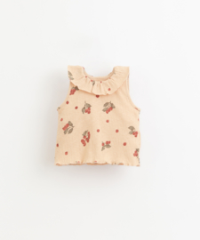 Play Up - Sleeveless T-Shirt Egg