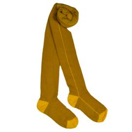 Ba*Ba Kidswear - Tights Yellow Stripe