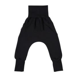 Malinami - Basic Baggy with Pockets Black