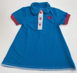 Alba - Julie Dress Methyl Blue 92