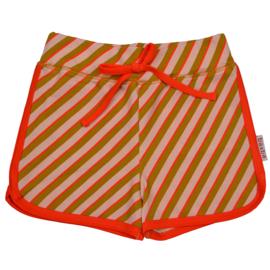 Baba Kidswear - Short Diagonal Pink