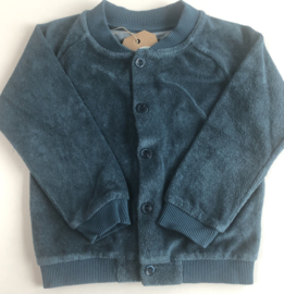Lily Balou - Dark Blue Terry Cardigan 98