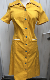Albalady - Chalina Dress Yellow 40/42