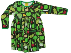 Duns Sweden - Eat Your Greens Gather Longsleeve Dress ADULT