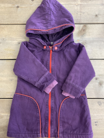 Alba - Purple Zipper Jacket 92