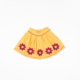 Alba of Denmark - Nelly Skirt Bright Gold