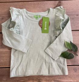 Lily Balou - Charlotte Shirt Frost Green 104
