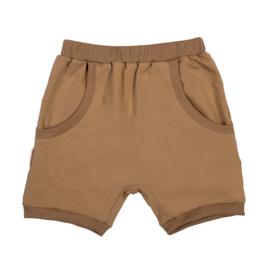 Malinami - Shorts with Pockets Camel
