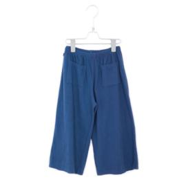 Lötiekids - Culotte Pants Solid Indigo Blue