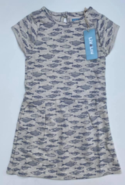 Liv+Lou - Myra Dress Fish 110/116