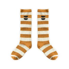 Sproet&Sprout - High Sock Stripe Desert