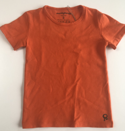 Mambotango - Orange T-shirt 3 jaar