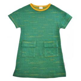 Baba Kidswear - T-Shirt Dress Strokes Punta Di Roma