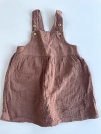 H&M - Puderpink Tetra Dress 80/86