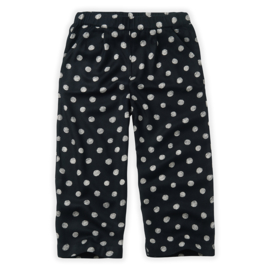 Sproet & Sprout Capsule - Culotte Polka Dots Black