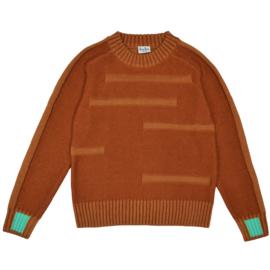 Ba*Ba Kidswear - Cooper Pullover Brown Sugar