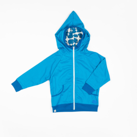 Alba of Denmark - Cosy Jacket Methyl Blue