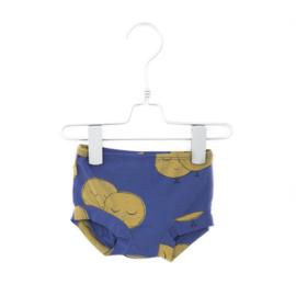 Lötiekids - Baby Culotte Moons Indigo Blue