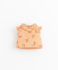 Play Up - T-Shirt with Cats Print Teresa