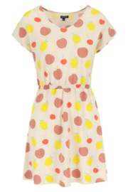 Lily Balou Ladies - Isabella V-Neck Dress Fruit Salad