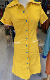 Albalady - Chalina Dress Yellow