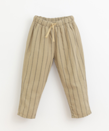 Play Up - Striped Woven Trousers Joao
