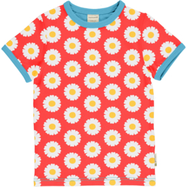 Maxomorra - Top Shortsleeve Daisy